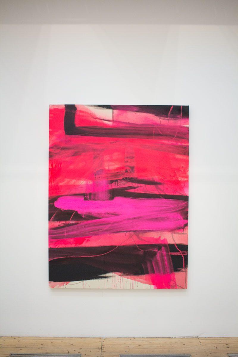 rita ackermann rosa tavla